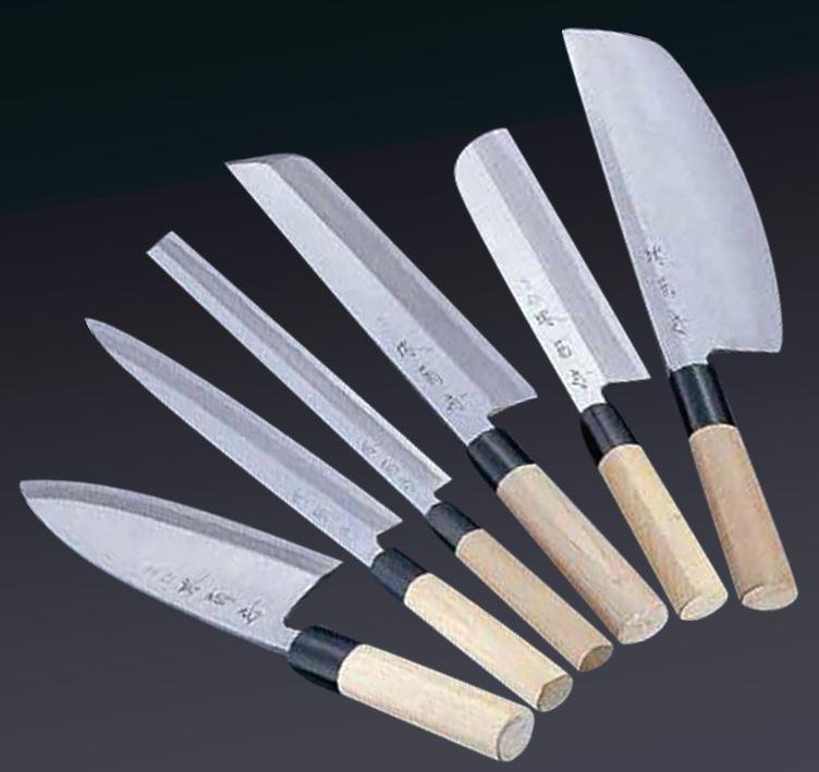 Sakai Kikumori Supreme Shiroko (White steel)