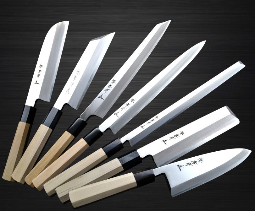 Sakai Takayuki Chef-series Gingami No.3 Steel
